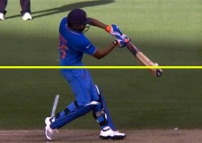 rohit sharma no ball decision