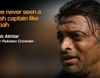 Shoaib Akthar Misbah Controversy