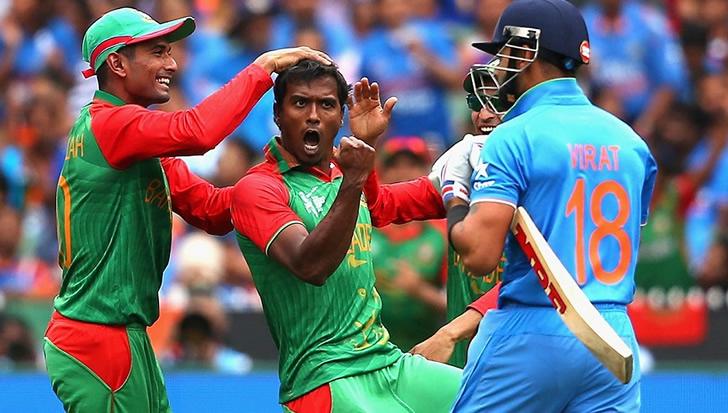 India vs Bangladesh CWC 2015