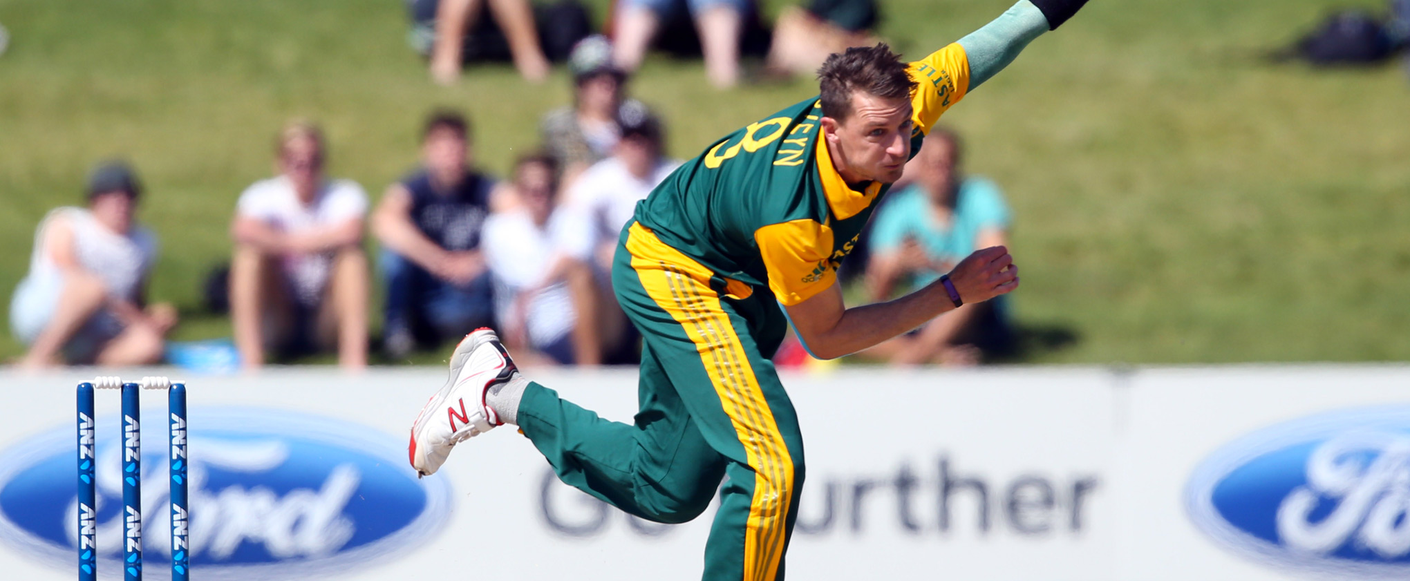 dale steyn bowling action
