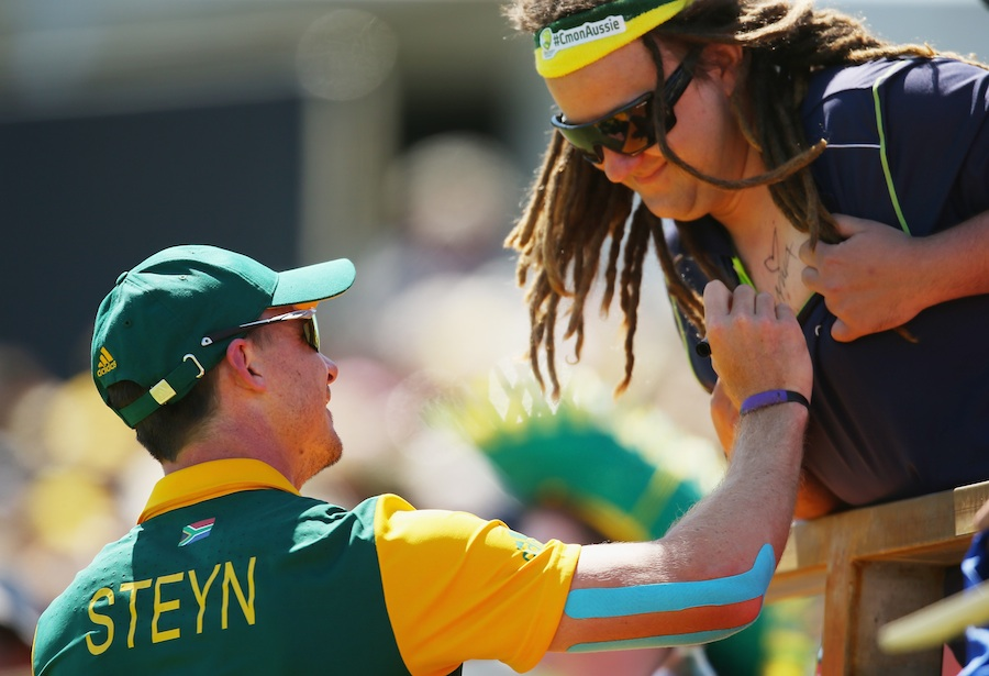 Australia v South Africa: Game 1