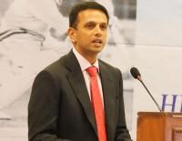 Rahul Dravid Coach